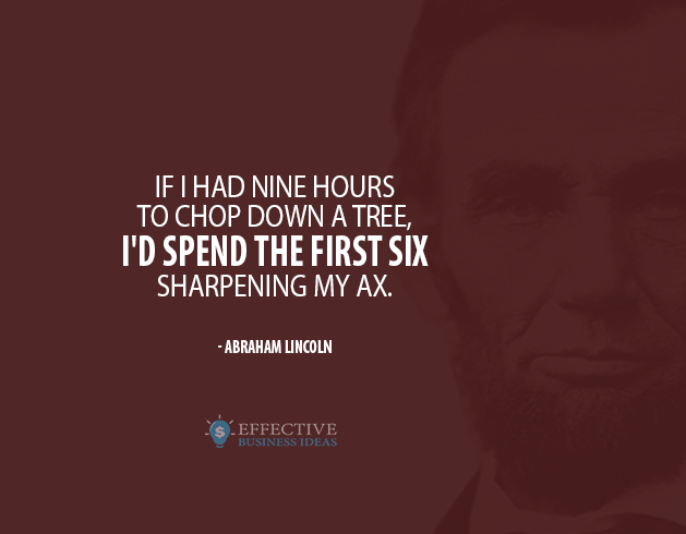inspirational quote - Abraham Lincoln