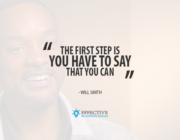 inspirational quote - Will Smith
